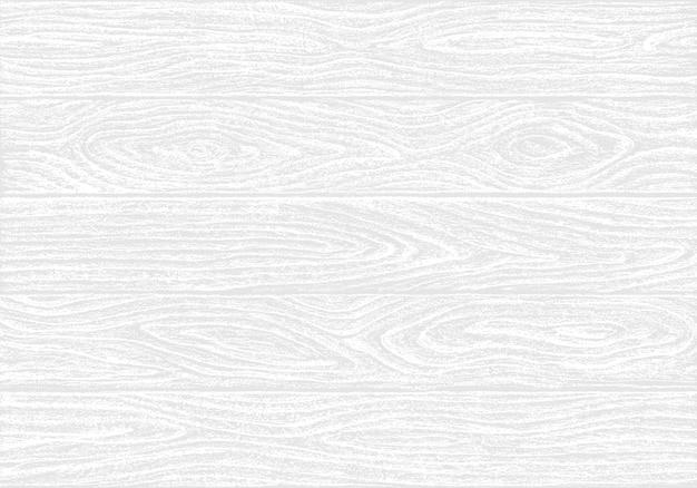 Witte houten plank textuur illustratie