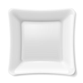 Witte plaat