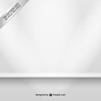 Witte plank achtergrond