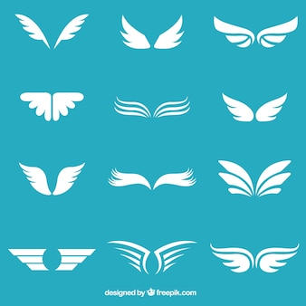 Witte vleugels collectie