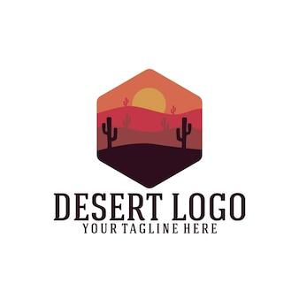 Woestijn logo