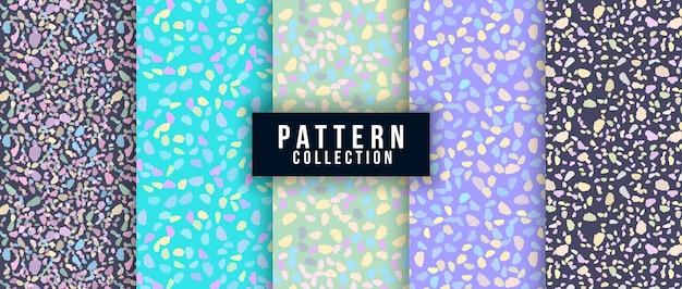 Wolk naadloos patroon