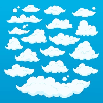 Wolken collectie