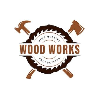 Woodworks industries bedrijfslogo