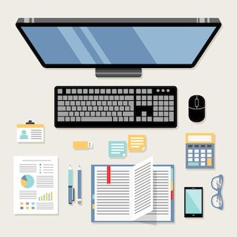Workspace ontwerp