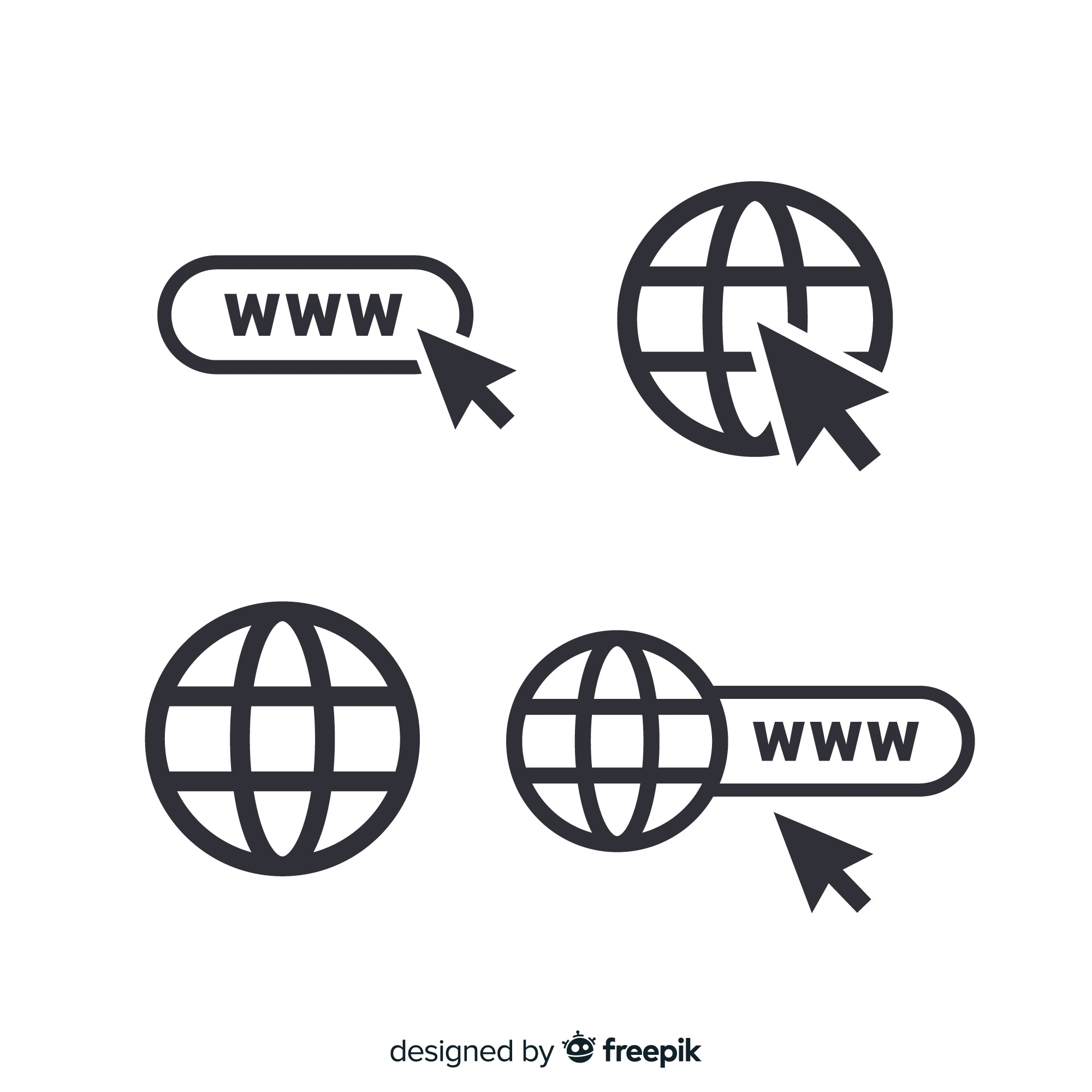 Www-pictogram