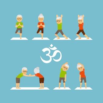 Yoga-oldies