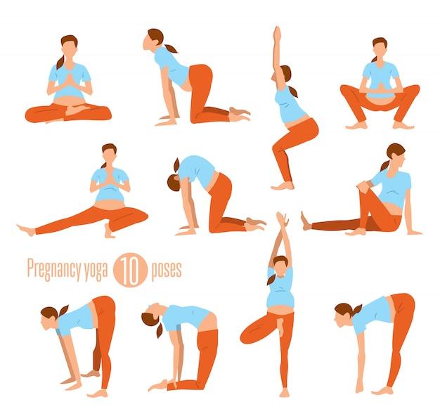 Yoga voor zwangere vrouwen
