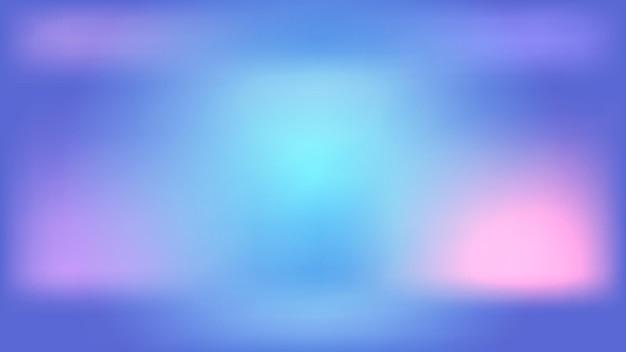 Zachte gradiënt full colour achtergrond