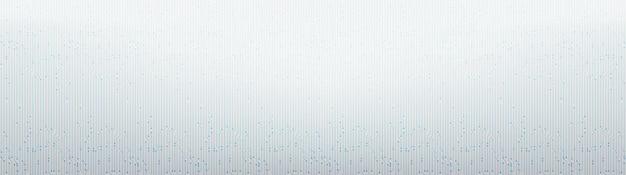Zachte witte technische achtergrond, hi-tech digitale en geluidsgolf conceptontwerp, vrije ruimte voor tekst in te voeren, vectorillustratie.