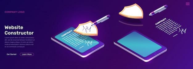 Zakelijk mobiel documentbeheer