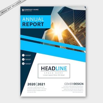 Zakelijke brochure-sjabloon