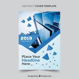 Zakelijke brochures sjabloon