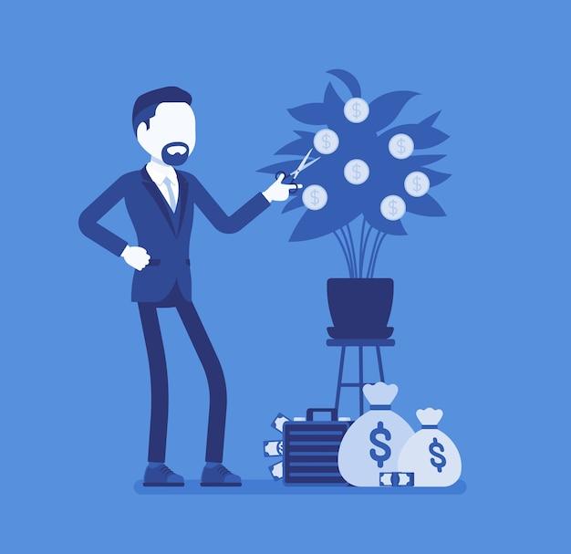 Zakelijke dividenden groeien