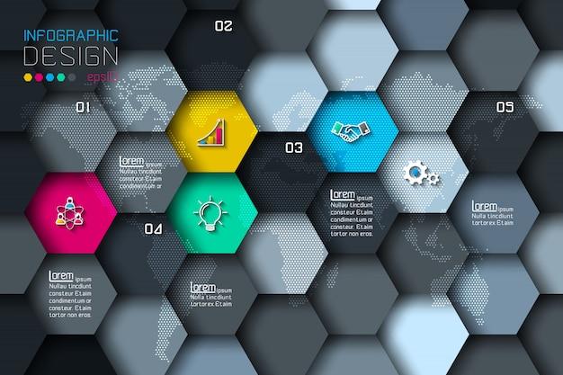 Zakelijke infographics