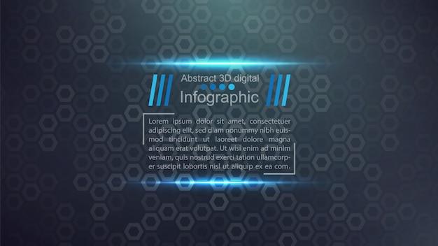 Zakelijke papieren sjabloon - infographic idee