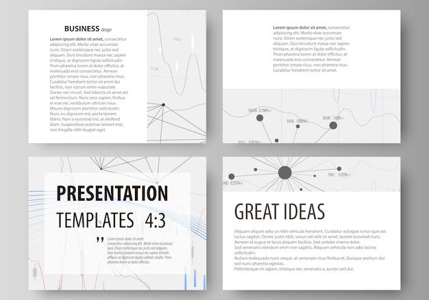 Zakelijke sjablonen voor presentatiedia's.