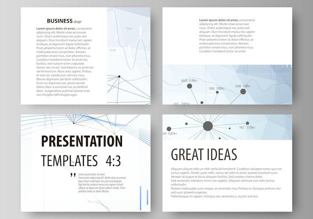 Zakelijke sjablonen voor presentatiedia's