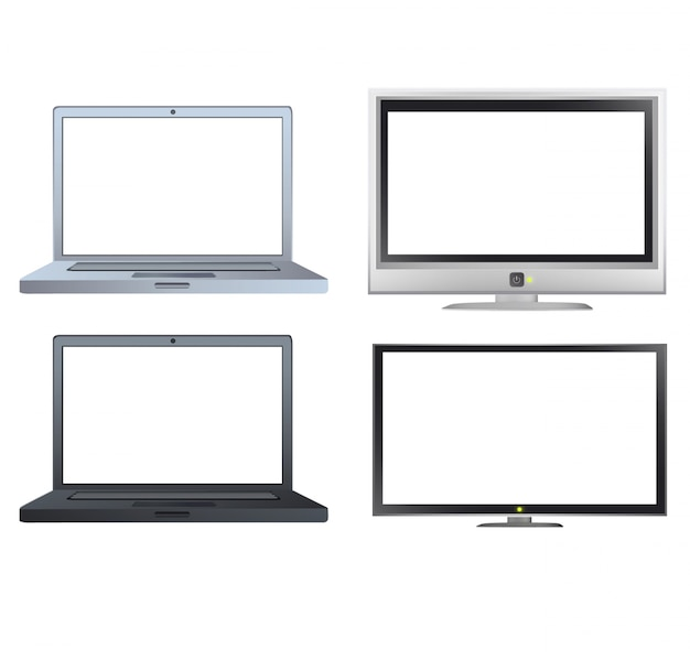 Zakelijke web achtergrond internet display