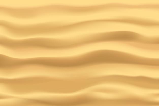 Zand golven achtergrond