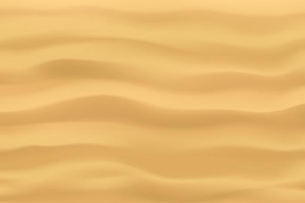 Zand golven bovenaanzicht