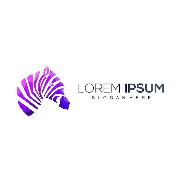 Zebra logo-inspiratie