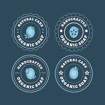 Zeep logo collectie