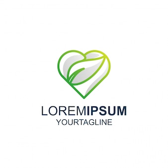 Zeer fijne tekeningen love leaf awesome inspiration logo