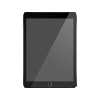 Zeer gedetailleerde, responsieve kleine tablet