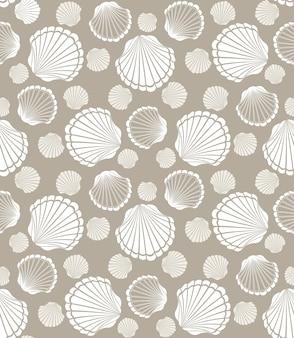 Zeeschelp patroon