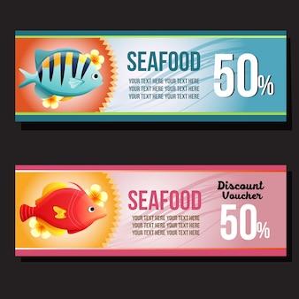 Zeevruchten kortingsbon