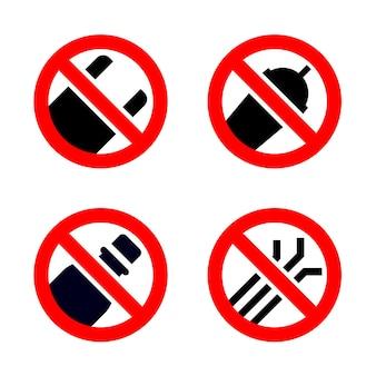 Zeg nee tegen plastic: tassen, bekers, rietjes en flessen
