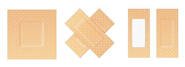Zelfklevende pleister elastische medische pleisters, pleister.