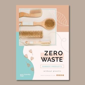 Zero waste flyer