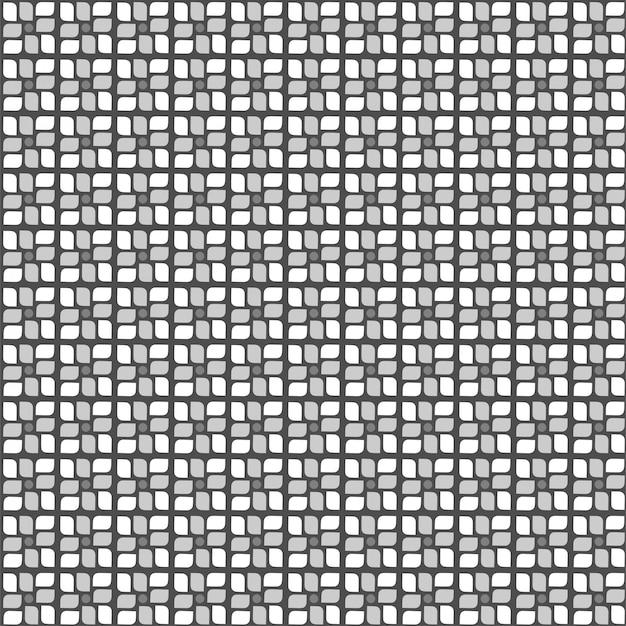 Zeshoek patroon naadloze achtergrond
