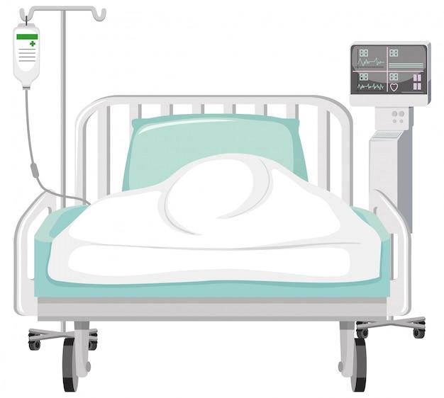 Ziekenhuis bed