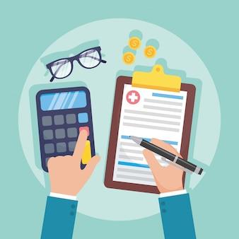 Ziektekostenverzekering met medische bestelling