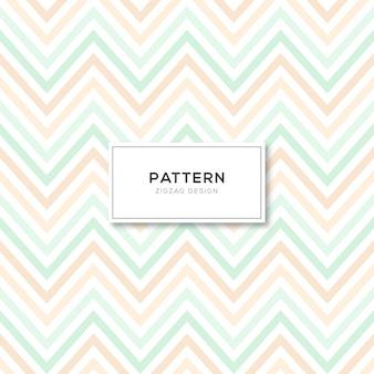 Zigzag naadloos patroon