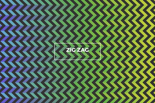 Zigzag vorm abstracte achtergrond verloop