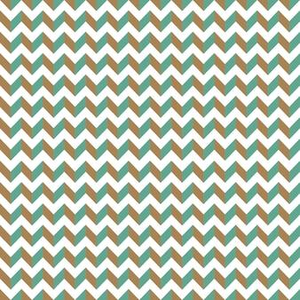 Zigzagpatroon, geometrische eenvoudige achtergrond. elegante en luxe stijlillustratie