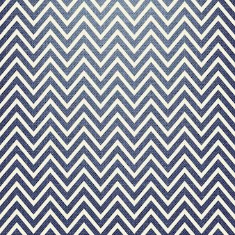 Zigzagpatroon op textiel. abstracte geometrische achtergrond, vectorillustratie. creatieve en luxe stijlafbeelding