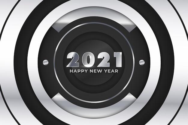 Zilver nieuwjaar 2021