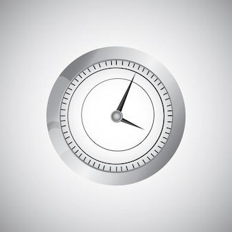 Zilveren kompas