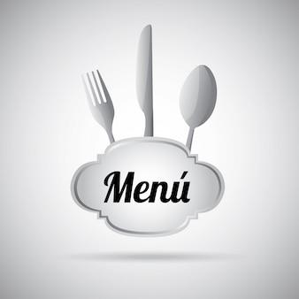 Zilverwerk menu