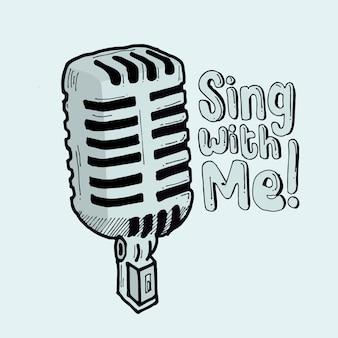 Zing met me