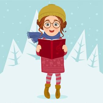 Zingende kerstliederen