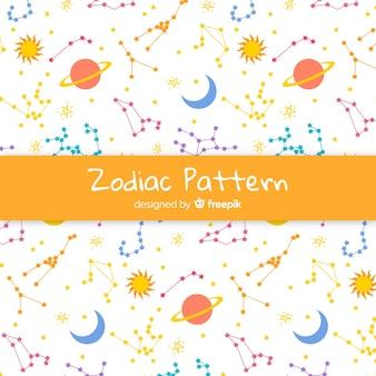 Zodiac patroon