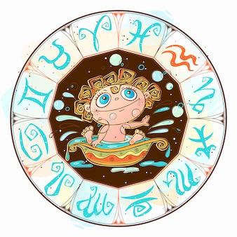 Zodiac voor kinderen