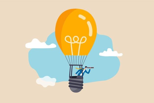 Zoek naar een nieuw concept voor zakelijke kansen