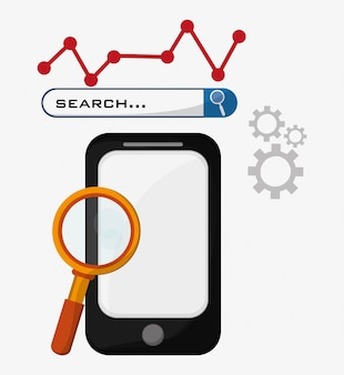 Zoekmachine-strategie voor smartphones